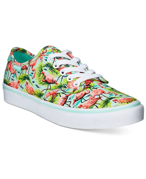 Flamingo Sneakers Vans