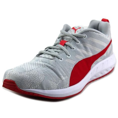 Flare Woven Running Men's Shoes Size