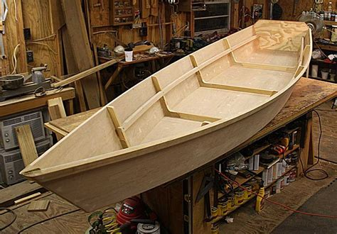 Flat Bottom Plywood Boat Plans Wooden
