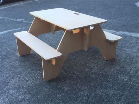 Flat Pack Picnic Table Plans