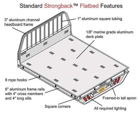 Flat-Deck-Truck-Plans