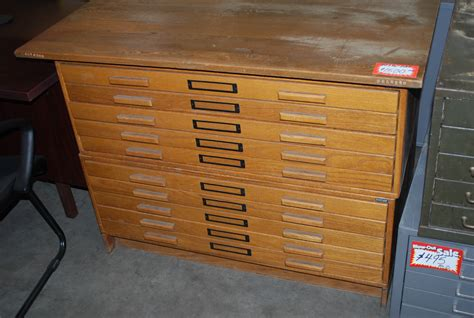 Flat-File-Cabinet-Wood-Plans