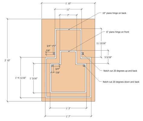 Flat-Folding-Chair-Plans