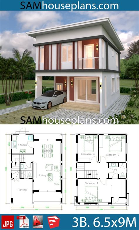 Flat-Roof-House-Plans-Free