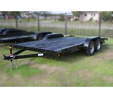 Best Flat deck trailer plans.aspx