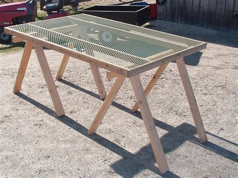 Fleece-Skirting-Table-Plans