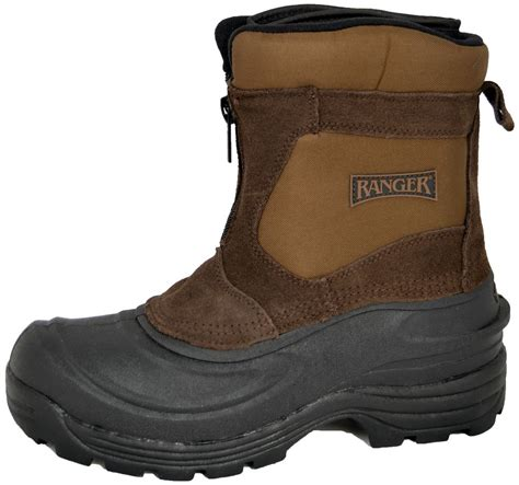 Flintlock III Zippered Winter Boot - Men's