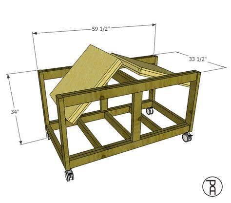 Flip-Bench-Plans