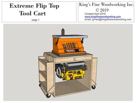 Flip-Top-Tool-Cart-Plans