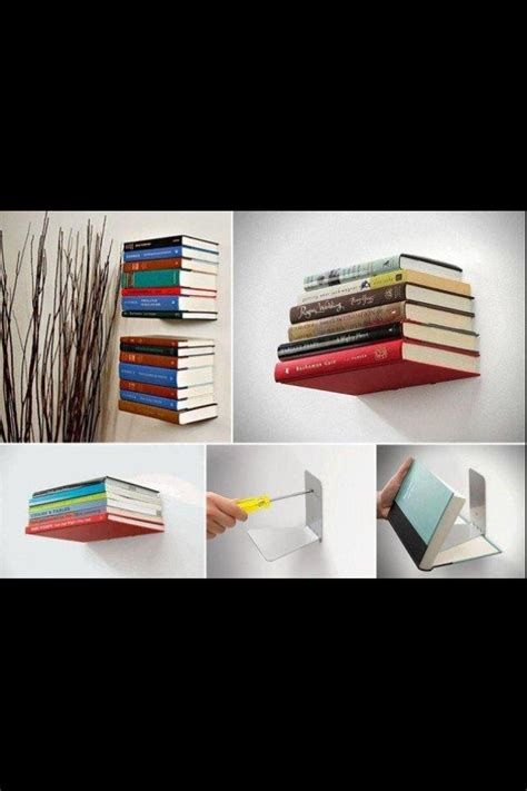 Floating Books Diy Material