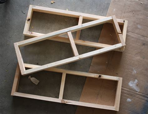 Floating Box Shelf Plans