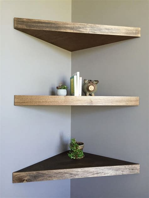 Floating Shelves Wood Diy