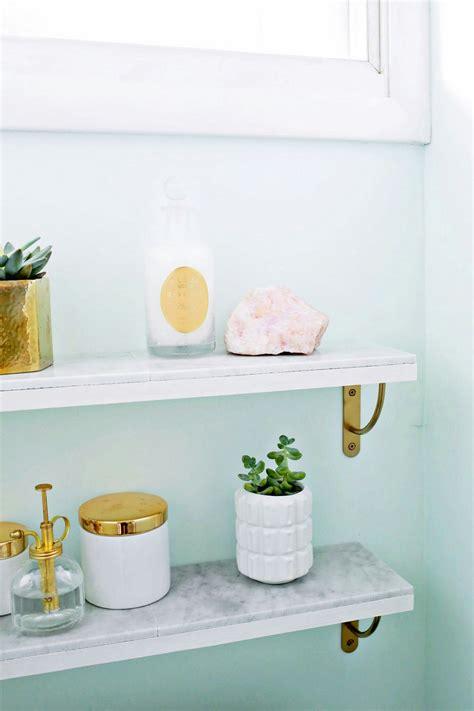 Floating-Marble-Shelf-Diy