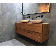 Best Floating vanity woodworking plans