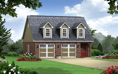 Floor Plans For Garages With Living Space