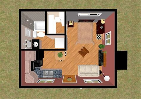Floor Plans For Tiny Houses 10x12