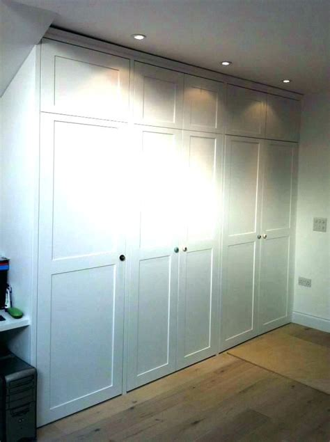 Floor To Ceiling Closet Doors Sliding Diy