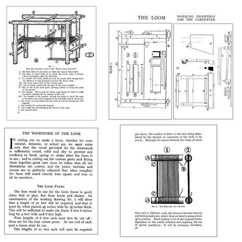 Floor-Loom-Plans