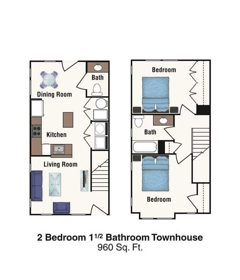 Floor-Plan-2-Bed-1-5-Bath