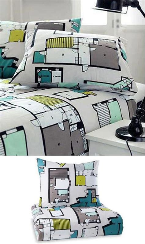 Floor-Plan-Bed-Sheets