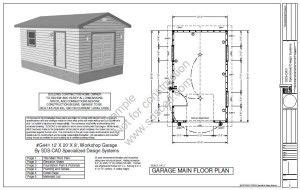 Floor-Plans-For-12-X-16-Shed