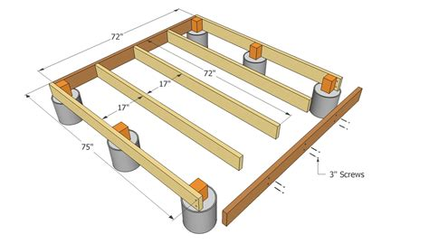 Floor-Plans-For-Wooden-Shed