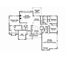 Best Floor plans for ranch homes