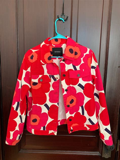 fef1c8bc Getfloral Print Jacket Etsy Cheap