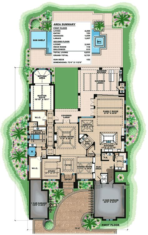 Florida Home Building Plans Free