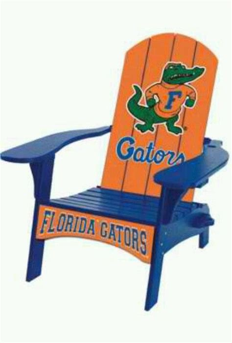 Florida-Gator-Adirondack-Chairs