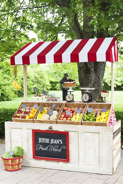 Flower Disaply Stand Diy Farmers Market
