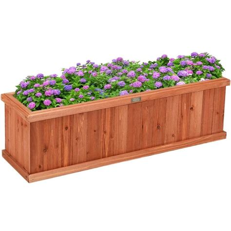 Flower boxes for windows lowes Image