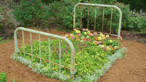 Flower-Bed-Frame-Diy