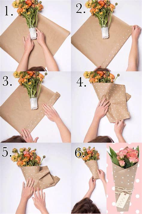 Flower-Bouquet-Diy-Wrap