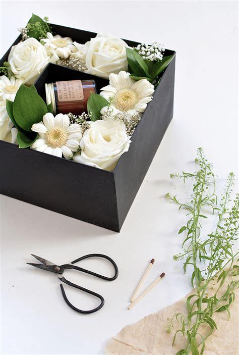 Flower-In-Box-Diy