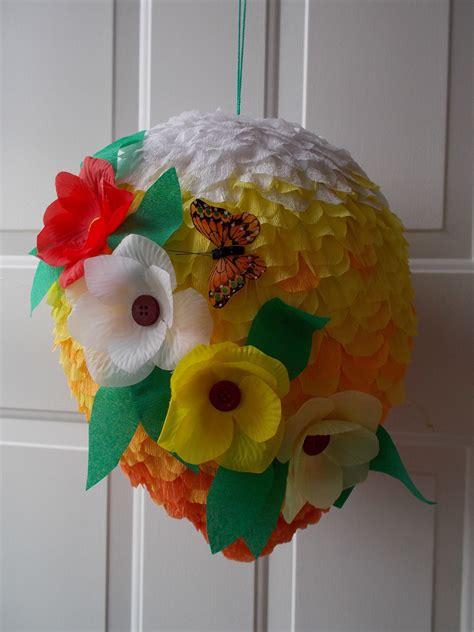Flower-Pinata-Diy