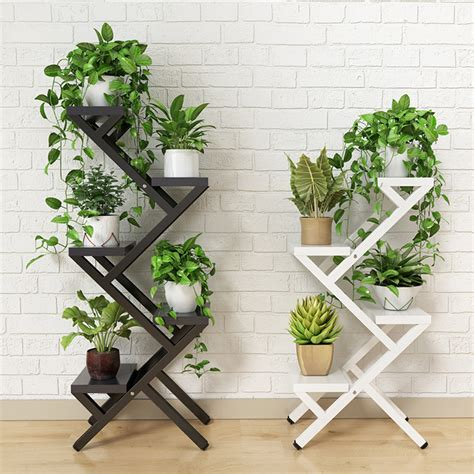 Flower-Pot-Shelf-Plans