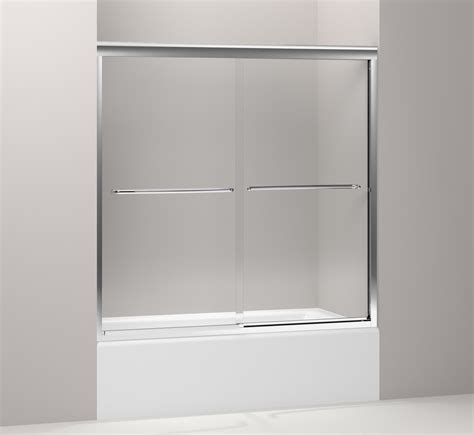 Fluence 59.63 X 58.31 Bypass Bath Door With Cleancoat? Technology By Kohler