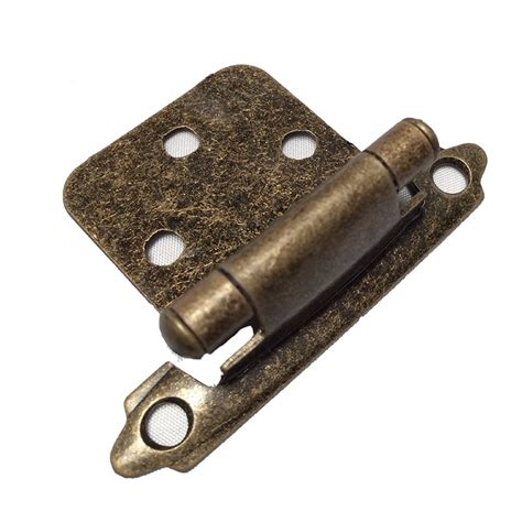 Flush Cabinet Door Hinge Options