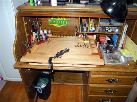 Fly-Fishing-Table-Plans