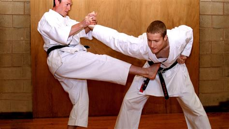 Flyshing Karate Self Defense And Girl Scout Self Defense Class