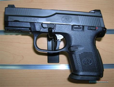 Fnh Fns 9mm Compact For Sale And Full Auto 9mm Ar