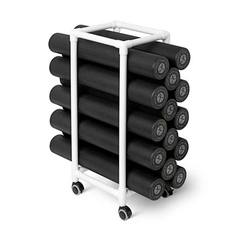 Foam Roller Rack Diy Network