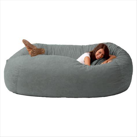 Foam-Filled-Bean-Bag-Chair-Diy