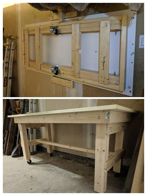 Fold Up Workbench Plans Free
