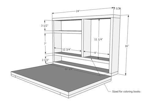 Fold-Down-Computer-Desk-Plans