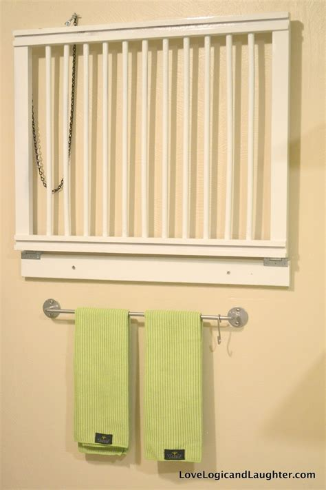 Fold-Down-Drying-Rack-Diy