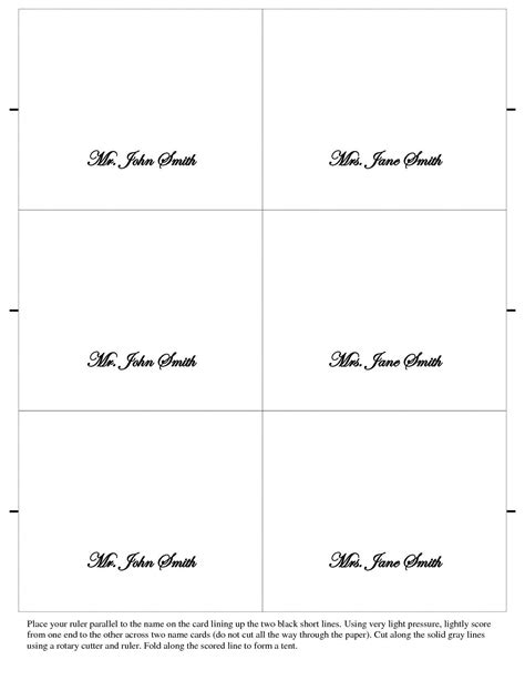 Fold-Over-Place-Card-Template-Free