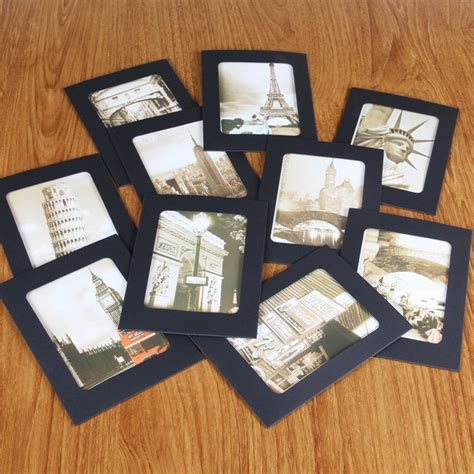 Foldable Diy Paper Picture Frame