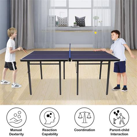 Foldable Ping Pong Table Plans